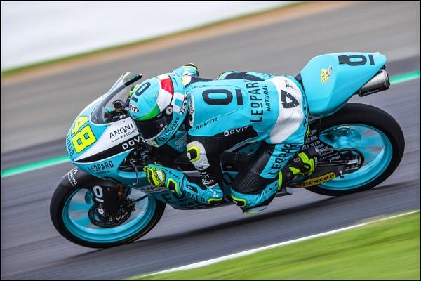 Moto 3 World Champion by rickie
