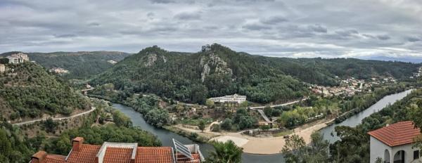 Penacova panorama by jacomes