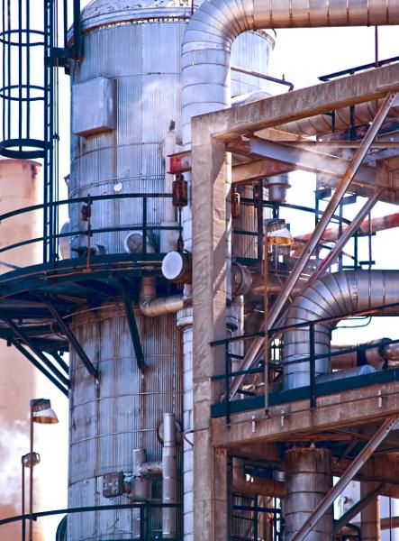 Refinery by FotoDen