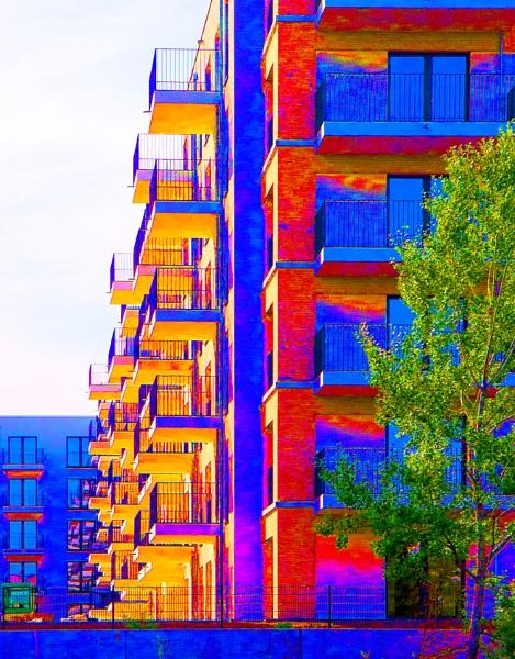 Balconies by FotoDen