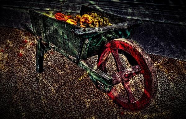 Wheelbarrow by adagio