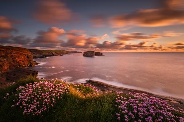 Kilkee Cliffs by RX70