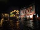 Crich Tramway at night by ziggy
