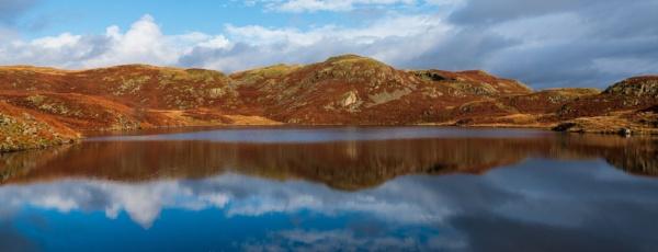 Blea Tarn reflection by steve120464