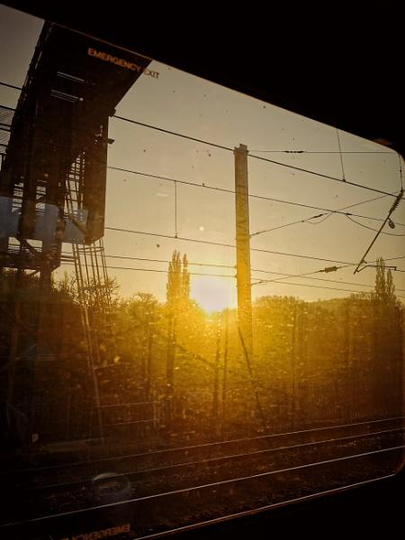 London Commute by marcsneddon