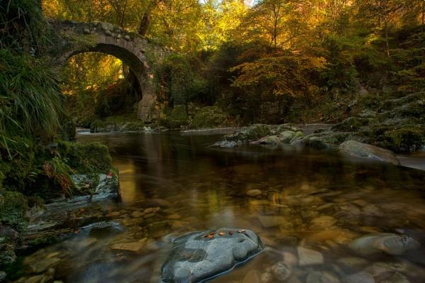 Foleys Bridge. by bombolini
