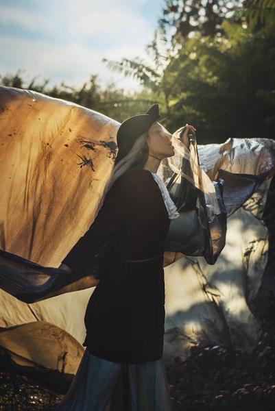 Leave me in autumn by cristinavenedict