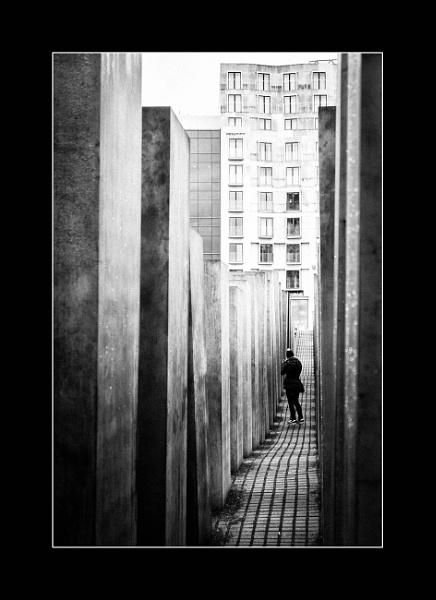 Urban Explorer by PaulSwinney