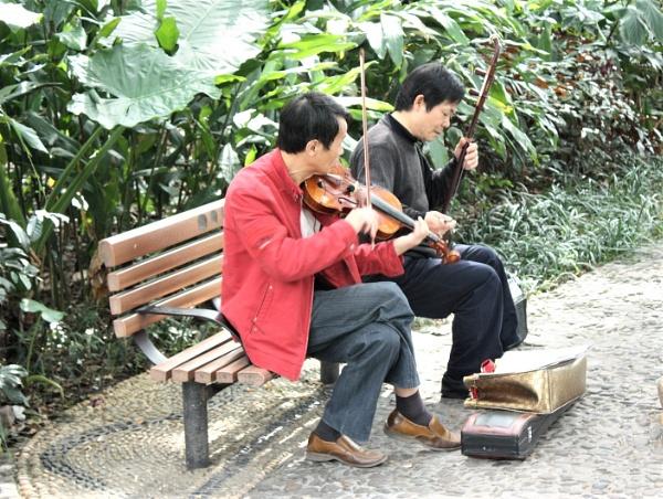 MUSIC IN THE PARK by JOKEN