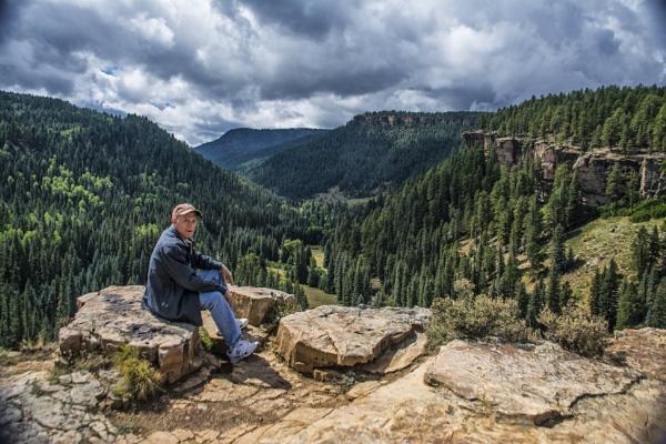 Colorado Overlook by jbsaladino