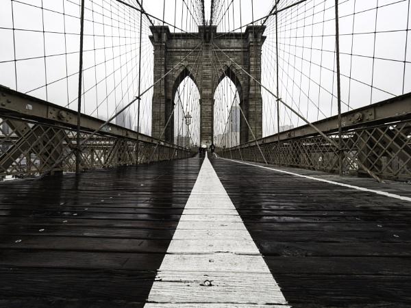Brooklyn Bridge by CraigWalker