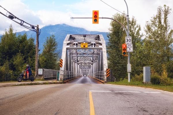 Single-Lane Bridge by FrancisChiles