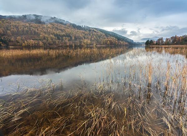 Loch Pityoulish by Dallachy