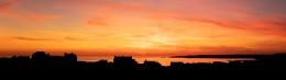 Sunset at Trearddur Bay