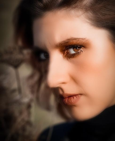 Eyes like Embers by JMarchantPhotography