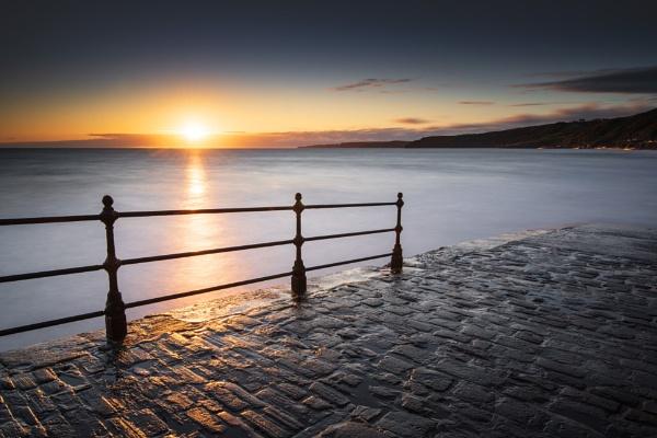 Scarborough Sunrise by Trevhas