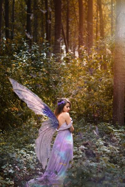 fairy by MyOwnWonderland