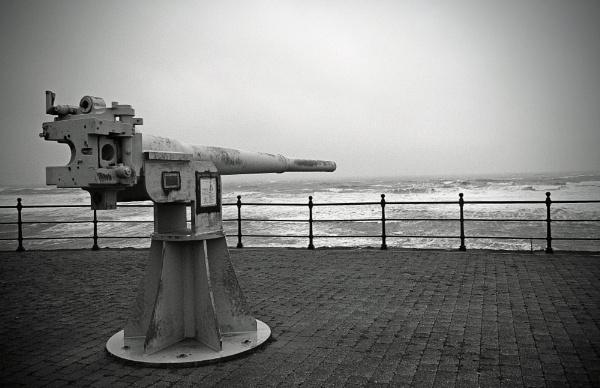 Sea Defences by DaveRyder