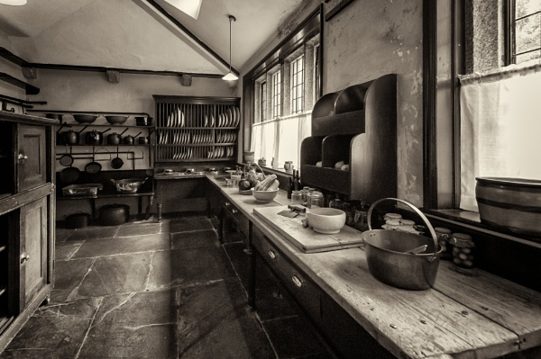 The Scullery by NevJB
