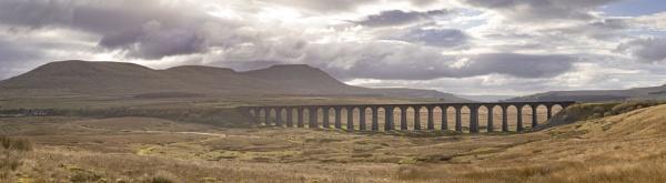 Ribbleshead Viaduct. by Alex64