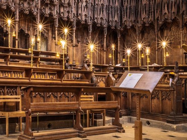 Choir Stalls by Bore07TM