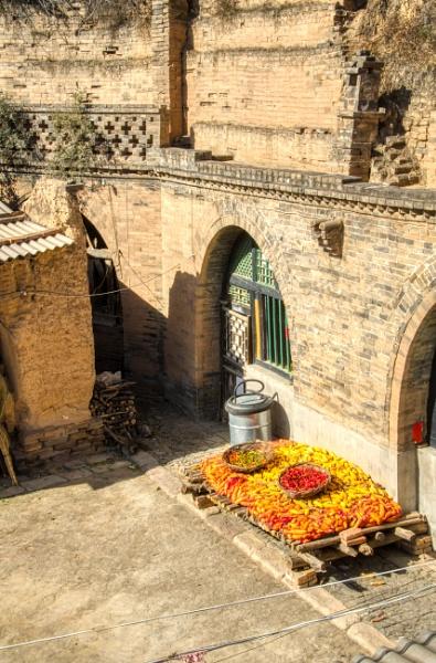 Chinese village by litesport