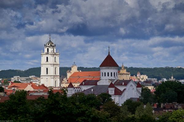 Vilnius Old Town by LotaLota