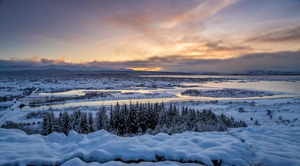 Thingvellir National Park by TreefrogPhotography