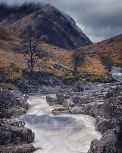 Glencoe River by swilliams71