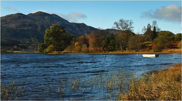 Loch Achray & Ben Venue by MalcolmM