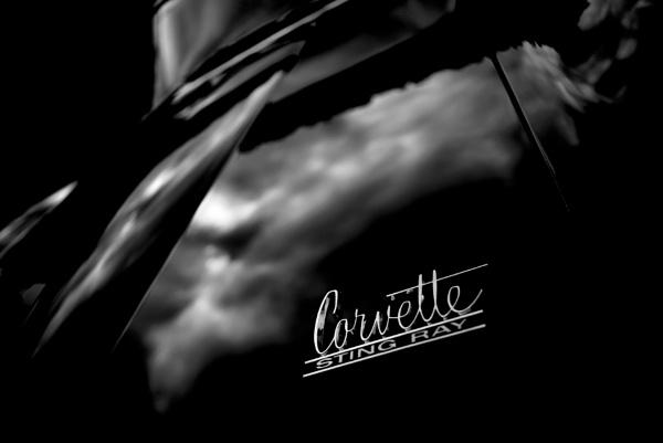 Corvette Stingray Detail by icipix