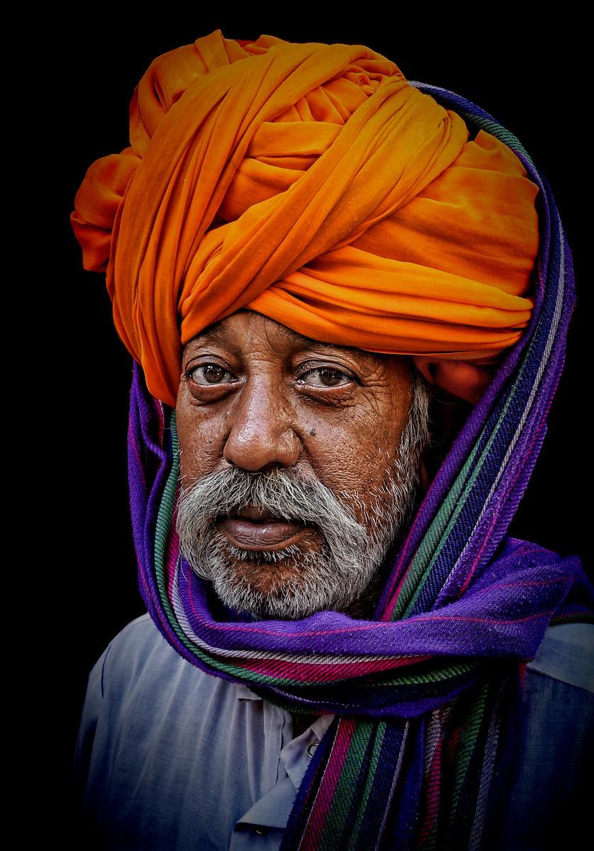 The merchant of Pushkar