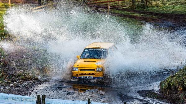 Small Car Makes a Big Splash by Railcam
