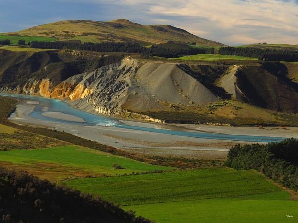 Rakaia River 6 by DevilsAdvocate
