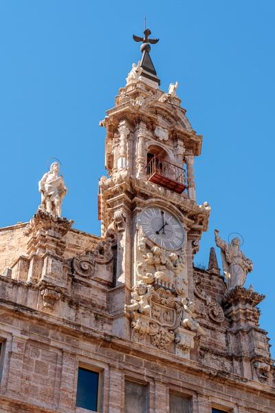 VALENCIA, SPAIN - FEBRUARY 27 : Royal Parish Church of St John i by Phil_Bird