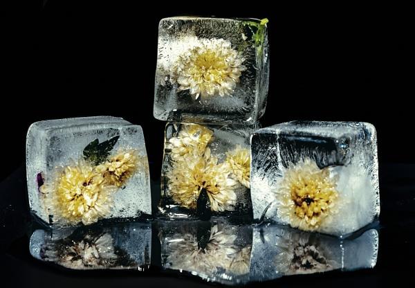 Melting ice by bobbyl