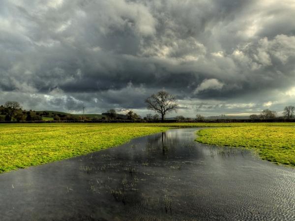 Lake Sometimes.... by ianmoorcroft