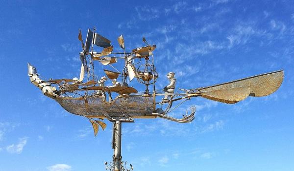 Metallic art !! by Chinga
