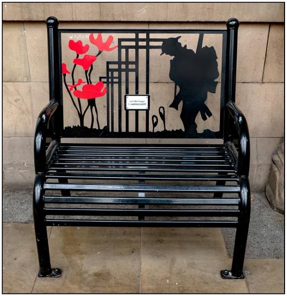Memorials to the Fallen by mac