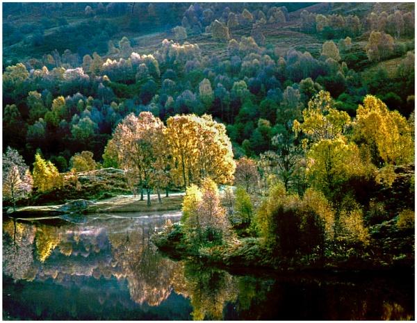Tummel Autumn by mac