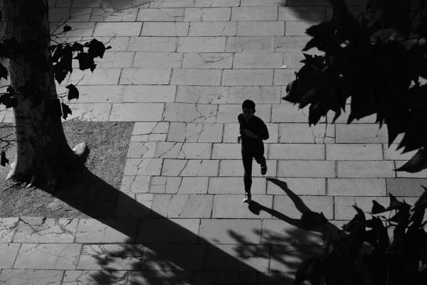 The runner by djh698