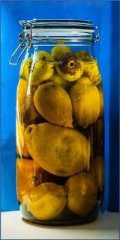 pickling lemons...