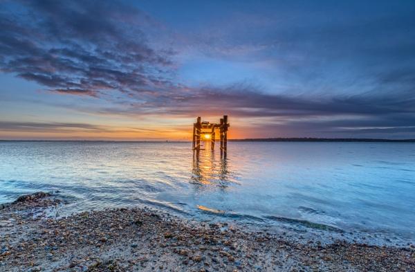 Lepe Sunrise by NickLucas