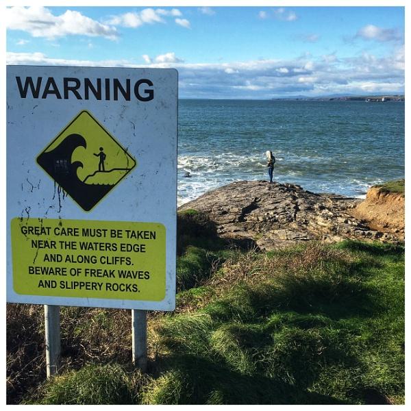 Warning ⚠ï¸�  by Trish53