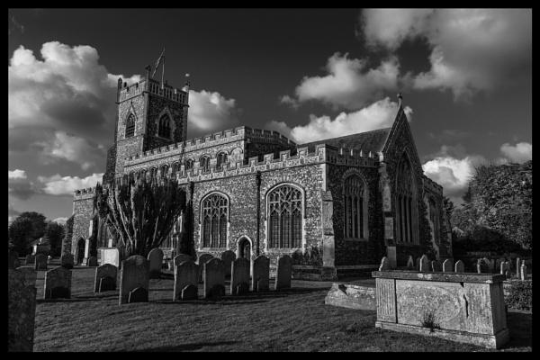 Stratford St.Mary Church