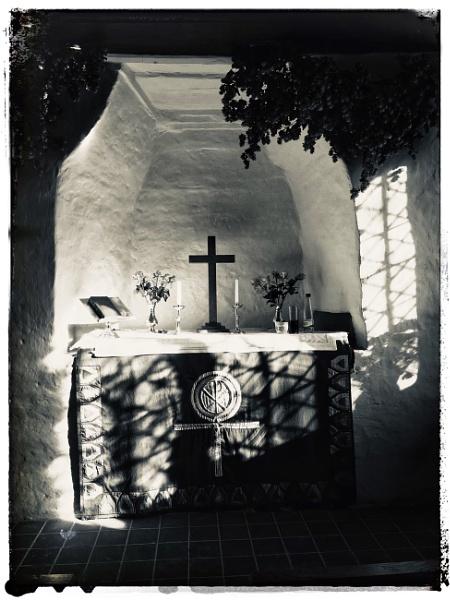 Hillside chapel by dukes_jewel