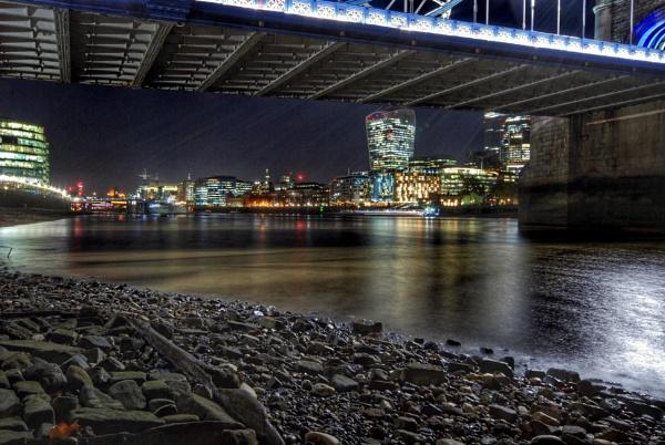 Under the bridge by KrazyKA