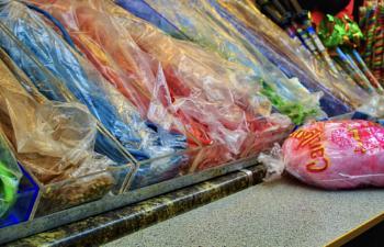 Colours n candies