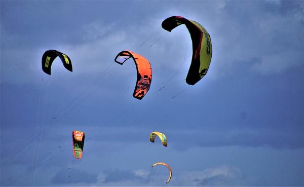 Kites by PeterAS