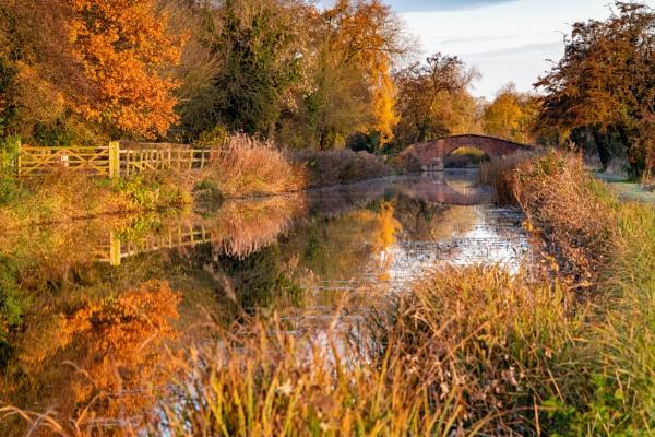 Rentons Bridge by Coloured_Images